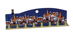 Tin Menorah (Case of 200)