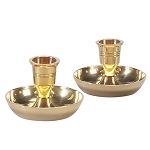 Traveling Candle Holders