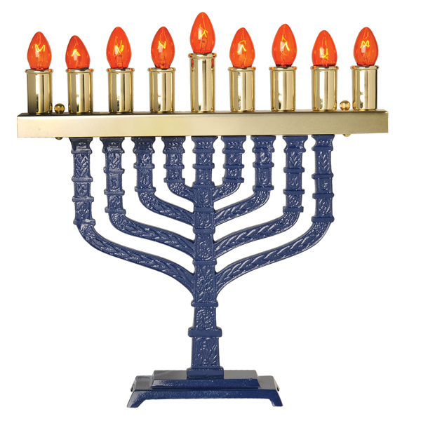 Electric Menorah