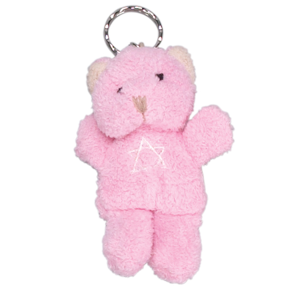 Pink Bear Key Chains