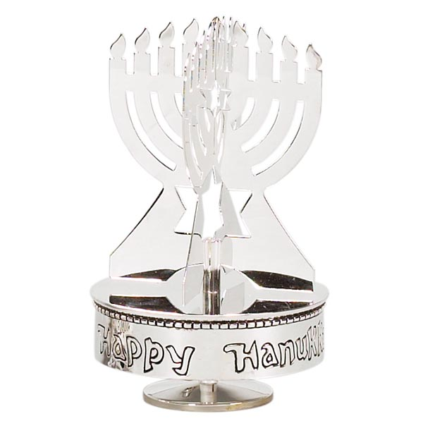 Musical Menorah