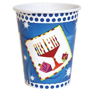 Chanukah Partyware (sold by the dozen)